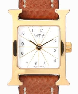 Hirob HERMES mini H Watch GF white