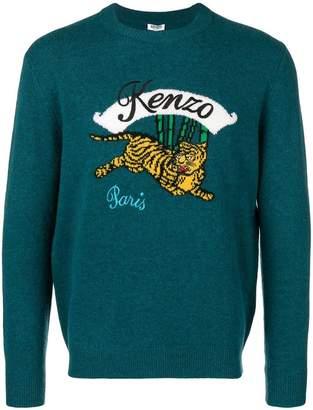 Kenzo Jumping Tiger jumper