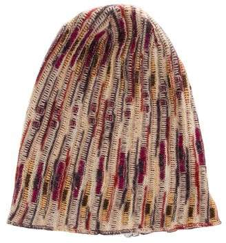 Missoni Multicolor Knit Beanie