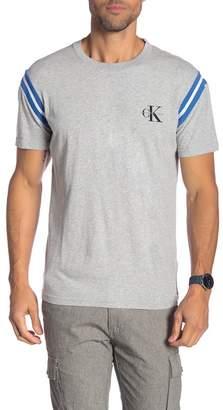 Calvin Klein Jeans Boxy Fit Striped T-Shirt
