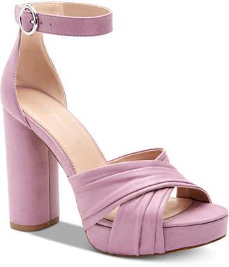 BCBGeneration Flora Platform Dress Sandals Women's Shoes