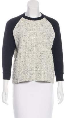 Roseanna Textured Knit Sweater