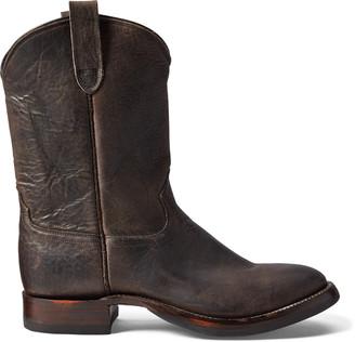 Ralph Lauren Leather Boot