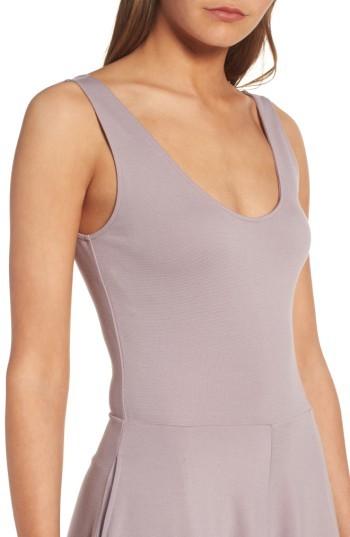 Women's Leith Stretch Knit Midi Dress 3