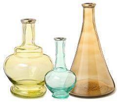 Chemistry Lab Vases