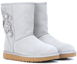 UGG Classic Short Petal ankle boots