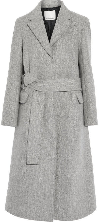 3.1 Phillip Lim 3.1 Phillip Lim Slim wool-blend coat