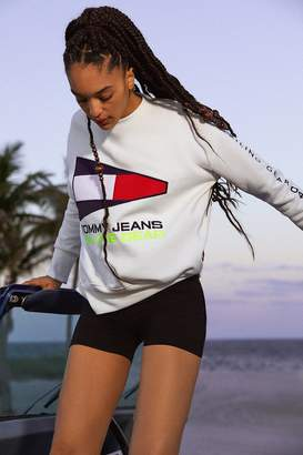 Tommy Jeans Sailing Crew-Neck Sweatshirt