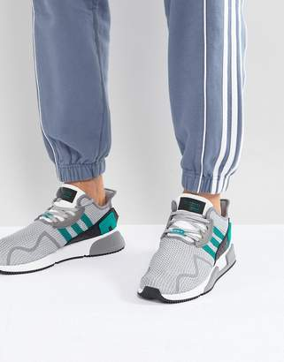 adidas EQT Cushion ADV Sneakers In Gray AH2232
