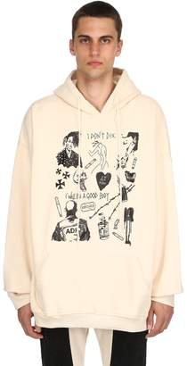 I Don't Die Heavy Vintage Sweatshirt
