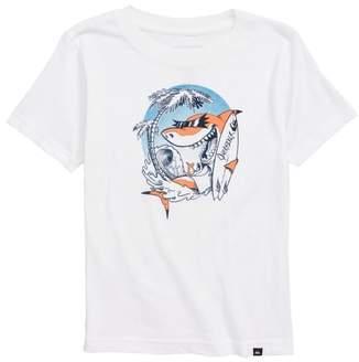 Quiksilver Ska Graphic T-Shirt