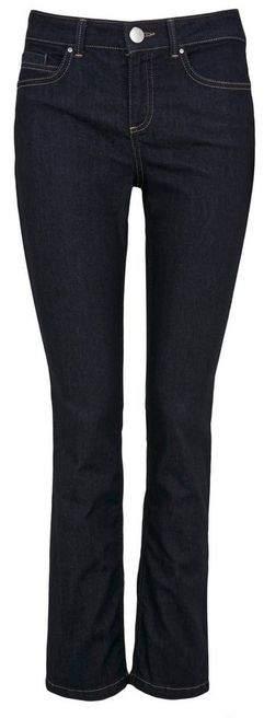 Indigo Harper Straight Leg Jean