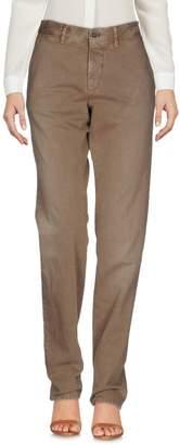 Incotex Red Casual pants - Item 36974502OM