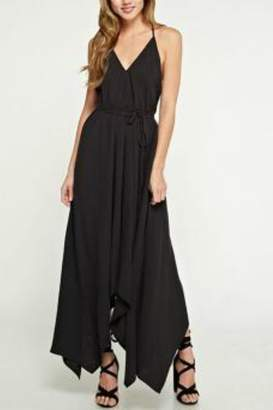 Factory Unknown Elegant Maxi Dress