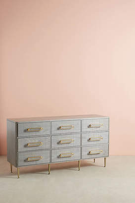 Tracey Boyd Odetta Nine-Drawer Dresser