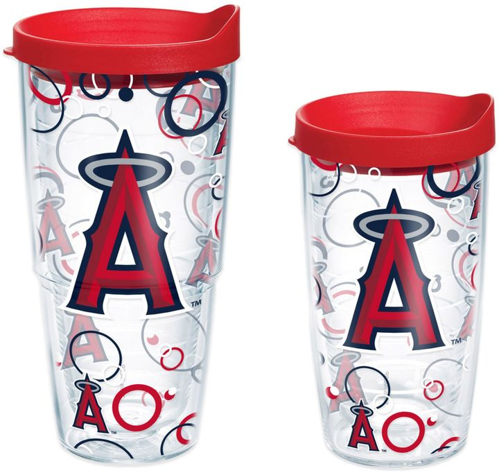 Tervis® MLB Los Angeles Angels of Anaheim Bubble Up Wrap Tumbler with Lid