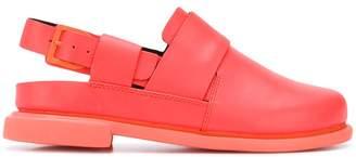 Camper round toe sandals