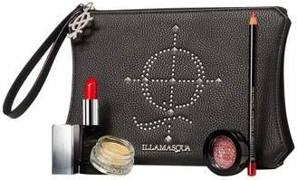 Illamasqua Christmas Glitterati Lip Kit