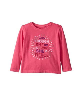 Life is Good Little Fierce Crusher Knit Tee (Toddler)
