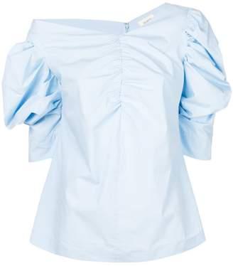Isa Arfen puff sleeves blouse