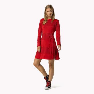Tommy Hilfiger Viscose Dress Gigi Hadid