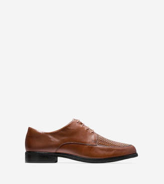 Cole Haan Micaela Grand Weave Oxford