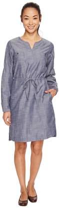 Exofficio Sol Cool Chambray Dress Women's Dress