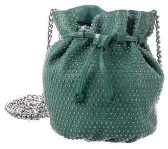 Rebecca Minkoff Studded Leather Bucket Bag
