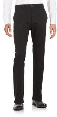 Black & Brown Black Brown Classic-Fit Chino Pants