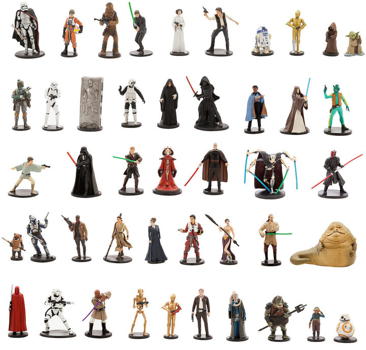 Star Wars Ultimate Figure Set