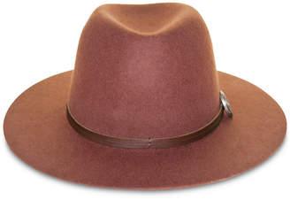 db6cbbd2185c7 Frye Wool Cadet Table-Top Brim Hat