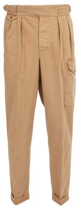 Polo Ralph Lauren Cotton Cargo Trousers - Mens - Khaki
