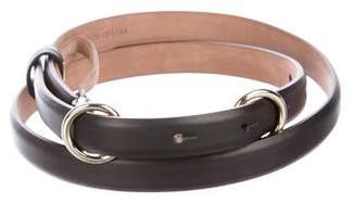 Gucci Horsebit Waist Belt