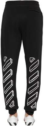 Off-White Marker Arrows Cotton Sweatpants