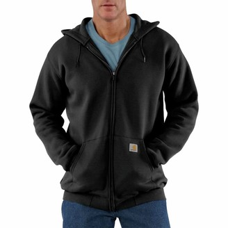 Carhartt Midweight Full-Zip Hooded Sweatshirt - Men's