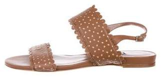 Tabitha Simmons Leather Sandals