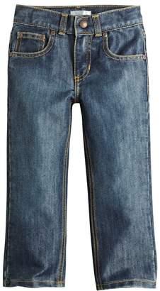Toddler Boy Jumping Beans Straight-Leg Jeans