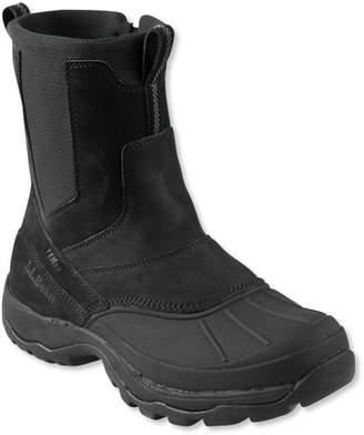 L.L. Bean L.L.Bean Men's Storm Chasers, Side-Zip Boot
