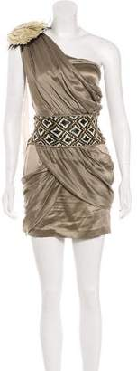 Sass & Bide Silk Mini Dress w/ Tags