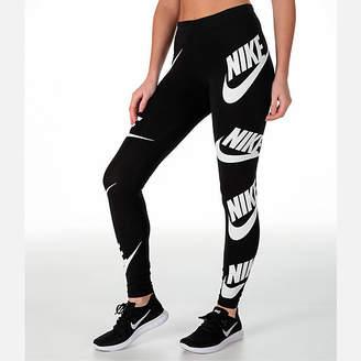 Nike Women's Sportswear Futura Leg A See Leggings