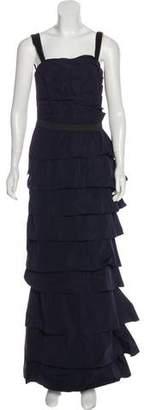 Lanvin Sleeveless Maxi Dress