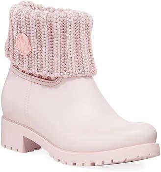 d8f4933de Moncler Rubber Women s Boots - ShopStyle