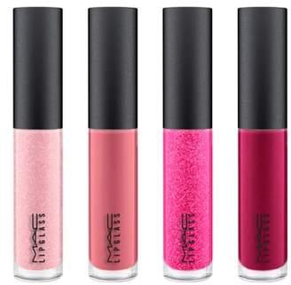 M·A·C MAC Cosmetics MAC Shiny Pretty Things Pink Mini Lip Gloss Kit