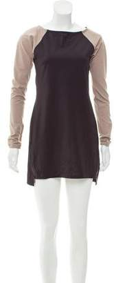 DKNY Colorblock Cover-Up Dress w/ Tags