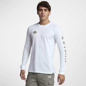 Hurley Dri-FIT Fronds Men's Long-Sleeve T-Shirt