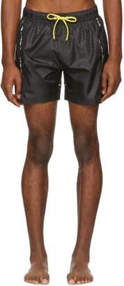 Diesel Black BMBX-Sprinty Swim Shorts
