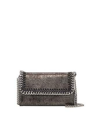 Stella McCartney Shaggy Deer Phone Wallet On A Chain