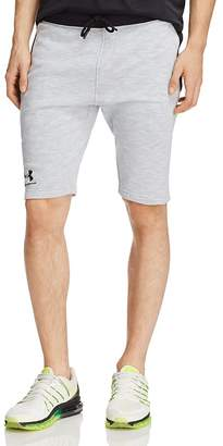 Under Armour Tapered Jogger Shorts $49.99 thestylecure.com