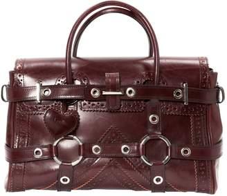Luella Brown Leather Handbags