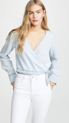 DL1961 Cloisters Wrap Top
